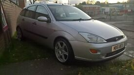 FOR SALE FORD FOCUS 1.6 51 plate 4 MONTHS M.O.T £275 OVNO
