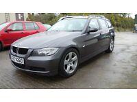 2005 BMW 320D ES Touring *** lightly damaged ***