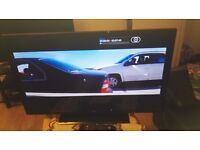 """TV JVC LED 40"""" in very good condition"""