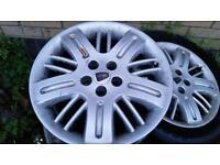 Rover 75 alloys
