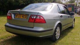 Saab 9-5 2.0t LOW MILEAGE