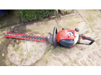 Montfield MHJ2424 hedge cutter. Spares or repairs