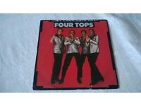"Four Tops I Just Can't Walk Away 7"" single -can post for extra-"