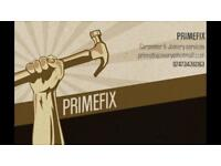 Primefix Carpentry & Joinery