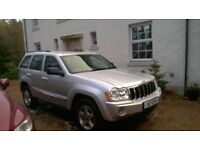2009 Jeep Grand Cherokee Ltd 3.0 CRD
