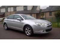2008 CITROEN C5 VTR+ 2.0 HDI DIESEL GREAT RUNNER LONG MOT