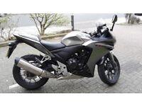 Honda CBR 500 RA-E 2014 CBR500R ABS, full Honda history *SWAP also*
