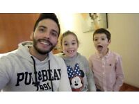 Au pair or Manny Looking for a family