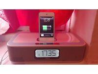 Logik MI4004 iPod Docking Clock Radio