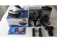 Sony Playstation VR - £370