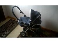 Silver Cross Doll's Pram