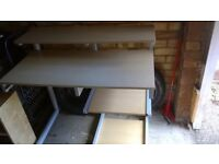 Desk in good condition and very sturdy.