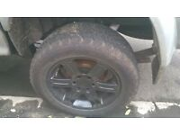 mitsubishi l200 alloy wheels