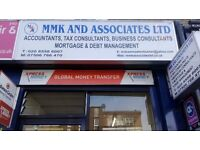 ACCOUNTANT, TAX CONSULTANT AND MORTGAGE SERVICE (REASONABLE PRICE BUT GOOD QUALITY SERVICE)