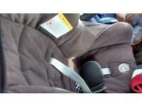 original maxi Cosi car seat baby newborn