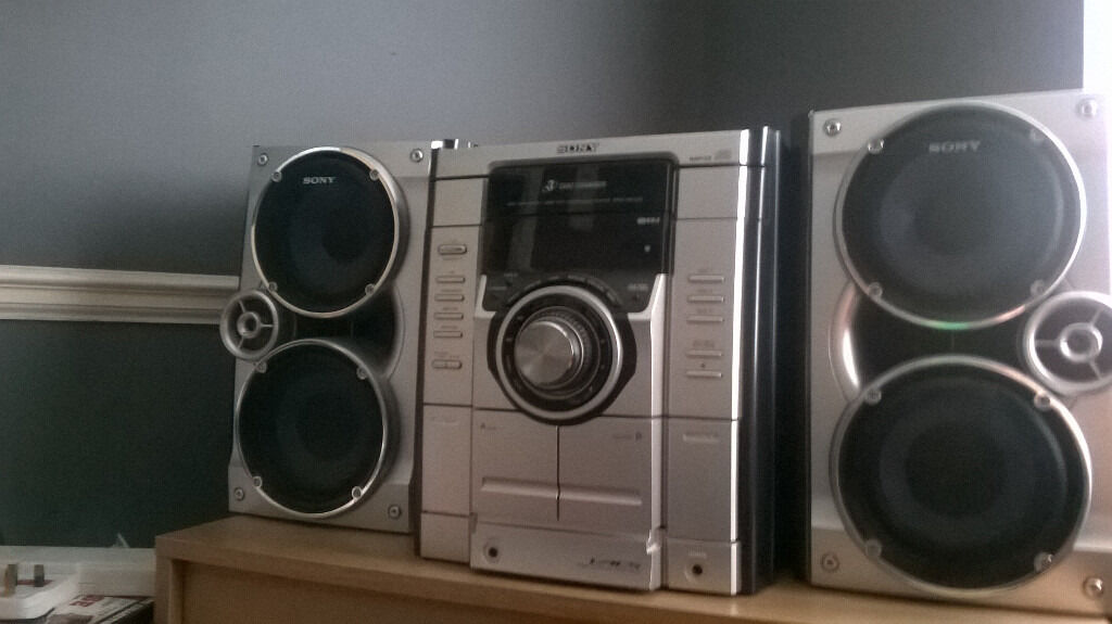 Sony sterio