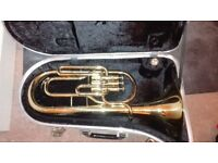 Brass Tenor Horn