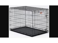 Dog crate-free to collect