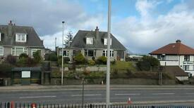 5 bedroom house for rent near aberdeen university beach and ruver Don