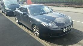 2008 Hyundai coupe 2.0 SIII. 96,000 miles FSH. 6 Months MOT