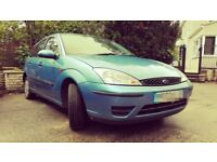 Amazing and Loyal Ford Focus MOT 1 year