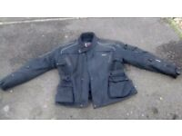 Motor cycle Jacket and Trousers XXL