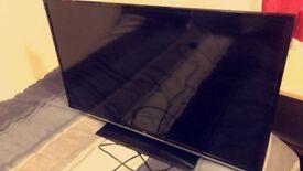 JVC 40inch- EXtra slim- FULL HD LED Freeview TV