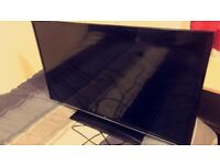 JVC 40inch- EXtra slim- FULL HD LED Freeview TV