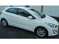 2013 Hyundai i30 1.4 Style 5 door Petrol Hatchback only 16327 miles