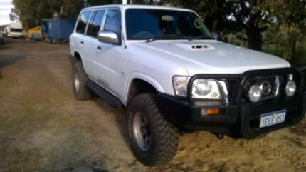 Nissan Patrol Swap single cab trayback ute cash my way