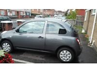 NISSAN MICRA 2006 FOR SALE £600
