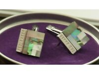 Ted Baker Cufflinks - new and unused- suitable as gift