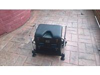 BARGAIN PRESTON ON BOX X6 SERIES TACKLE BOX/SEAT