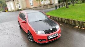 SKODA FABIA VRS 1.9TDI PD150 BIG SPEC