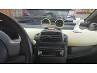 Smartcar pulse auto ( lhd) 2001