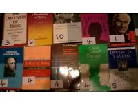 Counselling and Psychology books for sale £1 - £20