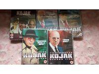 DVDS Kojak & Heartbeat