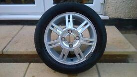 "14"" Ford Fiesta Alloy Wheel"