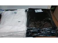 Lacoste t-shirts.... New and sealed