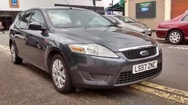 2007 57 FORD MONDEO 1.8 TDCI DIESEL ESTATE, Full Service History, Excellent drive. FREE warranty