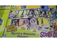 Scooby Doo mystery mansion boxed