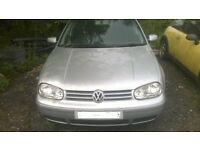 VW Golf (2003) mk4 N/S Headlight -IN VERY GOOD CLEAN USED CONDITION!