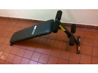 Pro Fitness fold up incline sit up bench excellent central London bargain