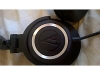 ATH-M50 Audio-technica Headphones RRP £158