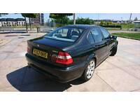 BLACK BMW 116i LOW MILEAGE LONG MOT 17INCH ALLOYS DRIVES LIKE NEW