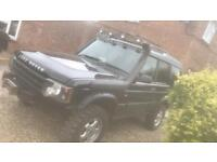Land Rover discovery td5 swap