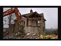 Demolition work essex/lomdon