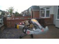 JKH 80cc Go Kart