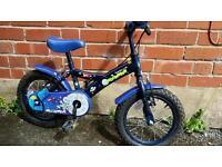 Apollo MoonMan - little boys bike