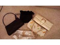 Handbags x 5 (£2 each)